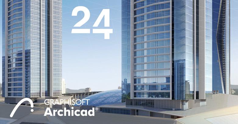 Corso ArchiCAD 24 avanzato on-line da 22h
