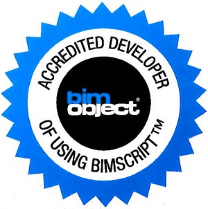 BimSCRIPT Accredited Developer Logo