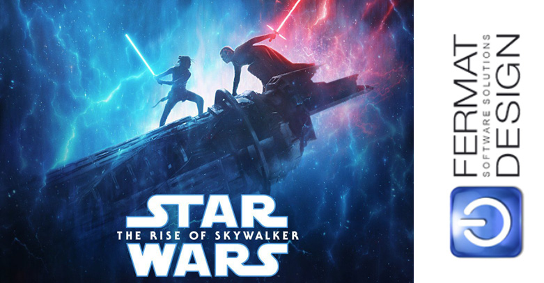STAR WARS - L'ascesa di Skywalker - sala riservata per utenti ARCHICLUB